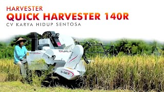 QUICK HARVESTER H 140R