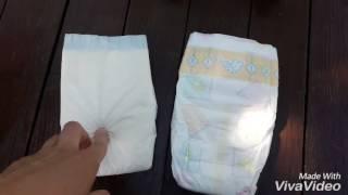 видео купить подгузники pampers