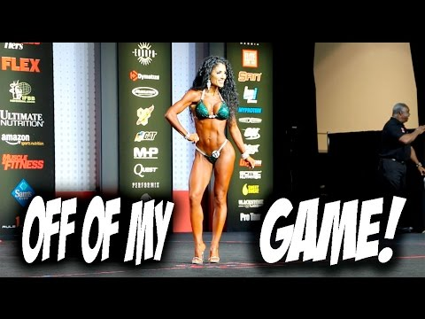 I WAS OFF MY GAME | OLYMPIA 2016