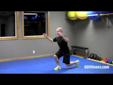 Golf Fitness Series – the Power House of Golf Performance