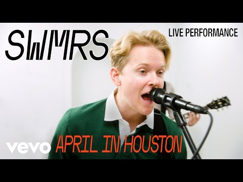 """SWMRS - """"April in Houston"""" & """"Too Much Coffee"""" Live Performances"""