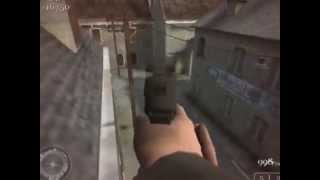Call of Duty 2 :: Carentan Jumps and Glitches