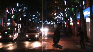 Shanghai - Sichuan Road at Night (Street of Lights) part 2