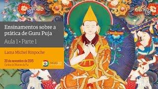 Ensinamentos sobre a prática do Guru Puja