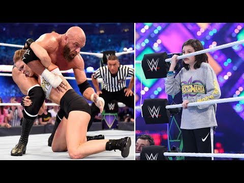 10 Things WWE Got WRONG At WrestleMania 34