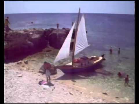 sailboat Weekender on the Black Sea, Ukraine