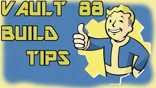 Fallout 4 - 5 Tips for Building a Better Vault 88 | Settlement Building Tips