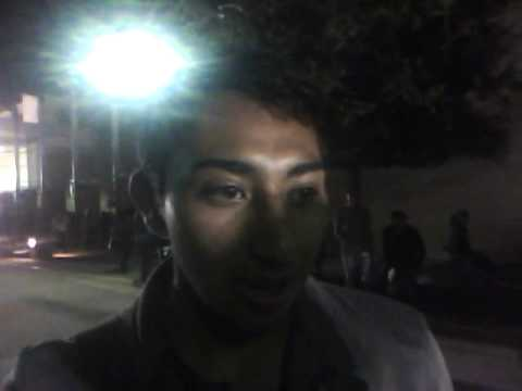 College Night 2010- Interview with Luis
