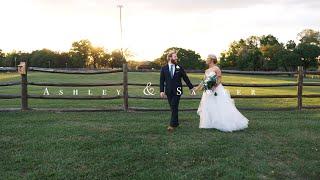 Ashley & Sawyer's Vintage Farm Wedding | w. alexander content