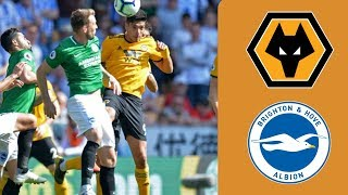 Wolves 0-0 Brighton & Hove Albion | Match Review
