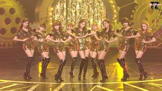 Cover images SNSD(소녀시대) - HOOT 훗 Stage Mix~~!!