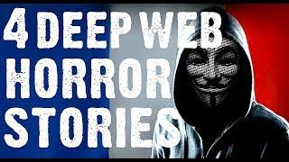 3 DEEP WEB Horror Stories!!
