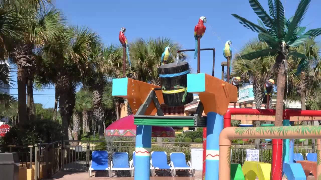 caravelle resort myrtle beach time lapse video youtube. Black Bedroom Furniture Sets. Home Design Ideas