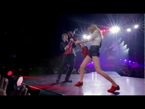 """""""Red"""" Guitar Solo from RED Tour Opening Night"""