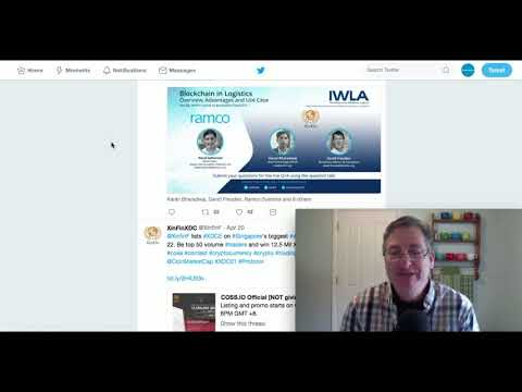 XinFin and Ramco Systems Blockchain  Webinar!!