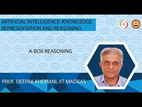 M9 Lec 6 - Description Logic: A-box reasoning