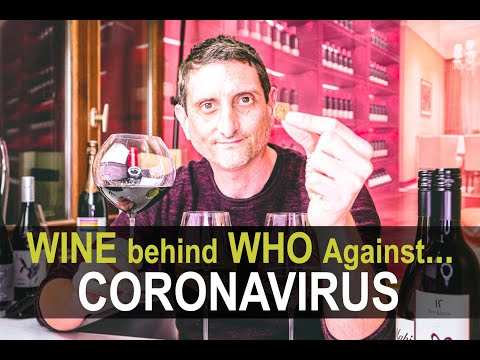 wine article My 1cent Video To Help The World Health Organization