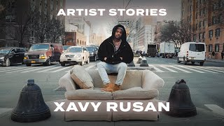 RESILIENCE AND TENACITY Xavy Rusan - Artist Stories