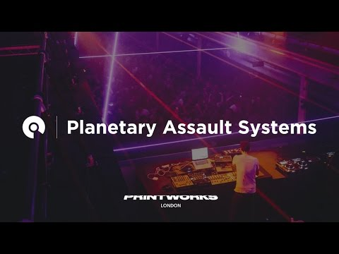 Planetary Assault Systems @ Photon, Printworks 2017 (BE-AT.TV)