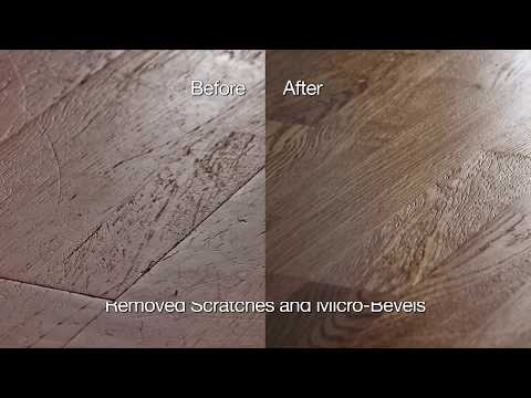 DIY Revolutionary Way To Refinish Engineered Hardwood Floors
