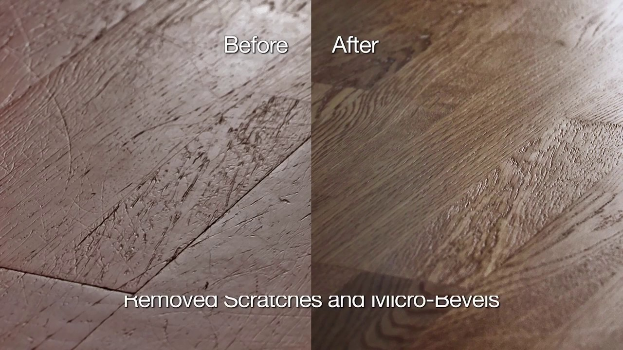 Refinish Engineered Hardwood Floors
