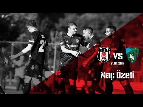 Beşiktaş:7 Kocaelispor:1 hazırlık maçı özeti 📹