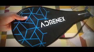 Adrenex R501 Badminton   full graphite body   Best Budget Badminton racquet   available on Flipkart