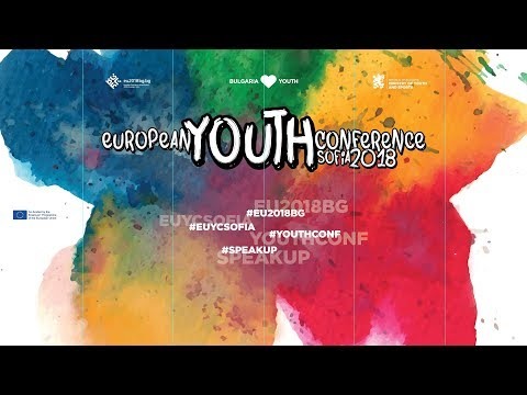 European Youth Conference Sofia 2018 Day 1
