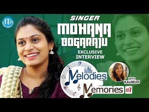 Singer Mohana Bhogaraju Exclusive Interview || Melodies And Memories #7