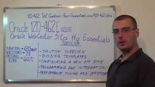 1Z0-462 – Oracle Exam WebCenter Sites Test Essentials Questions