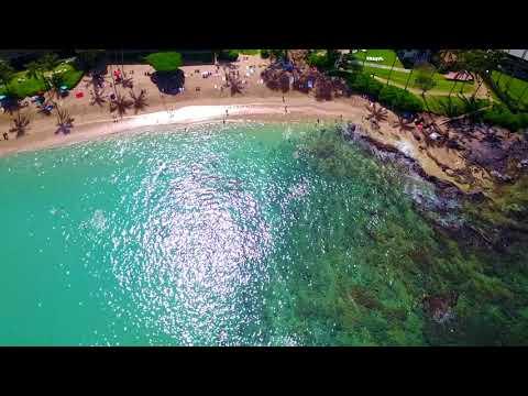 Napili Bay Maui Part 1. HD Maui Hawaii Drone Video of the beach
