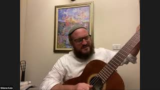 Vayera – half an hour of Avraham Avinu inspiration (based on the incredible Beit Avraham of Slonim)