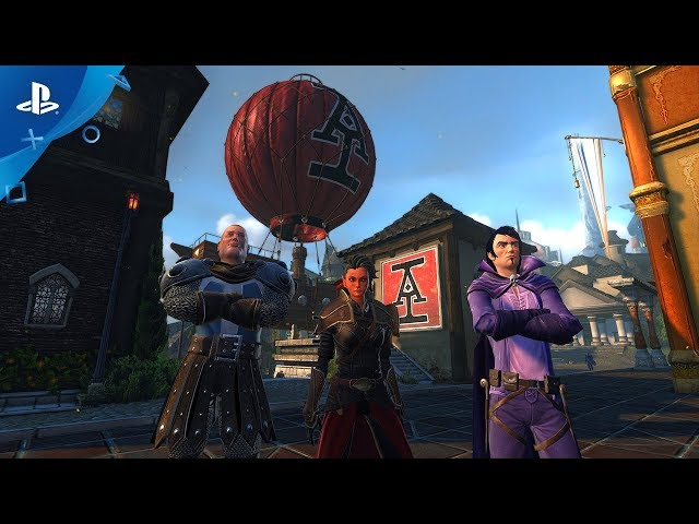 Neverwinter: The Heart of Fire - Launch Trailer   PS4