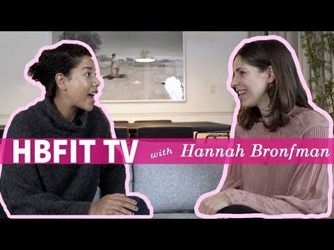 Hannah Bronfman Sits Down With Dr. Robin Berzin of Parsley Health   HBFIT TV