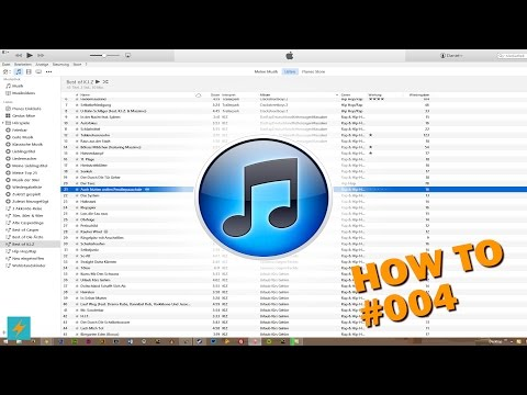 How To #004 - ITunes: Musik Vom M4A-Format In MP3 Konvertieren