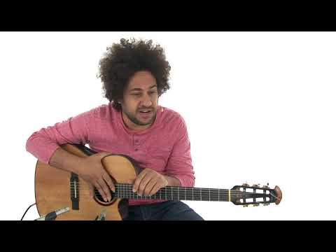 Brazilian Jazz Guitarra - Inside vs. Outside Melodies - Diego Figueiredo Guitar Lesson
