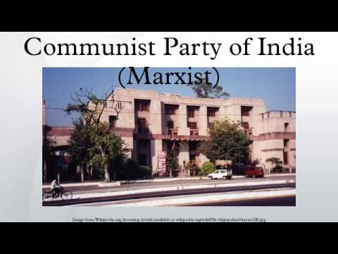Communist Party of India (Marxist)