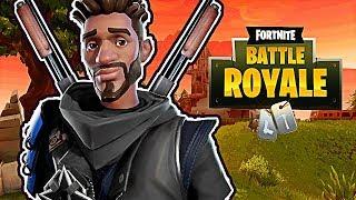Fortnite Battle Royale // VICTORY ROYALE // Yeet Yeet