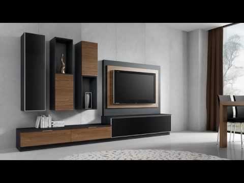mesa para tv moderna