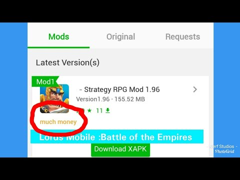 How To Download Lords Mobile MOD..Battle Of The Empires
