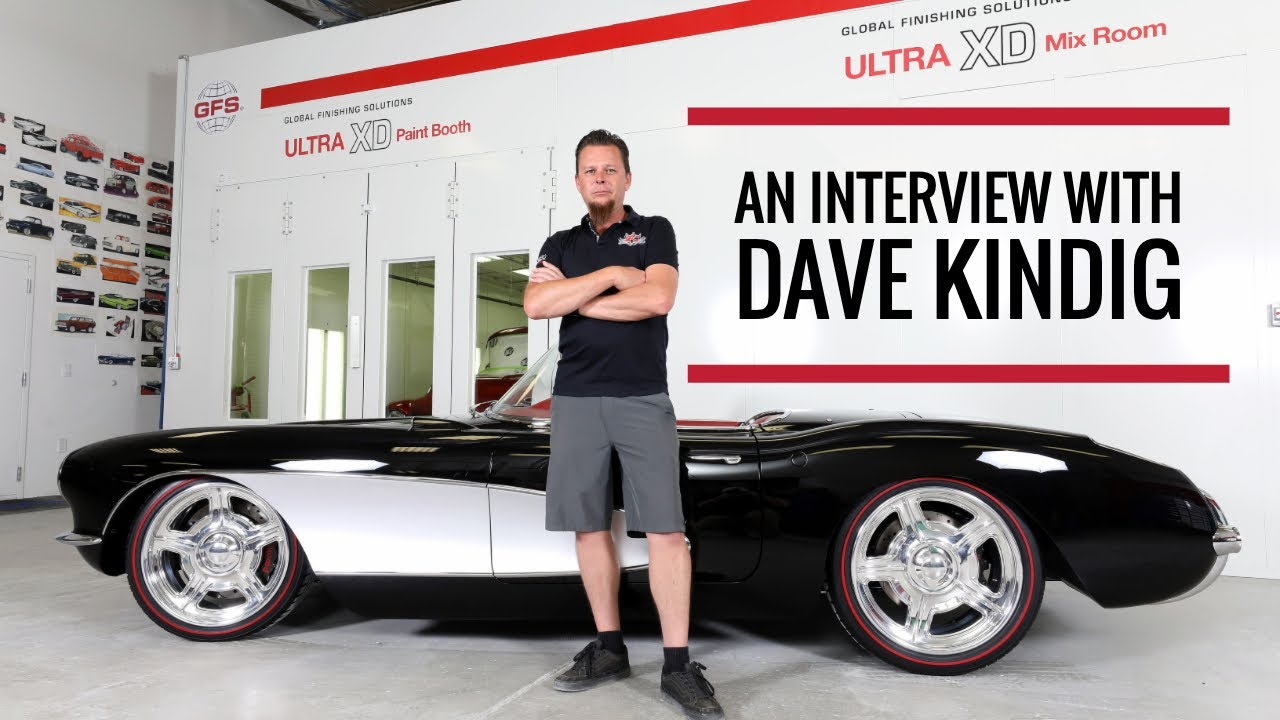 Kindig It Design >> Interview With Dave Kindig Of Kindig It Design Gfs At Sema 2018