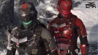 Game Trailer - Dead Space 3 - Mass Effect N7 Armour - [HD] Trailer