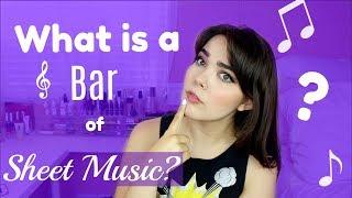 Video What is a Bar of Sheet Music? | 16 Bar & 32 Bar Audition Help for Singers download MP3, 3GP, MP4, WEBM, AVI, FLV September 2018