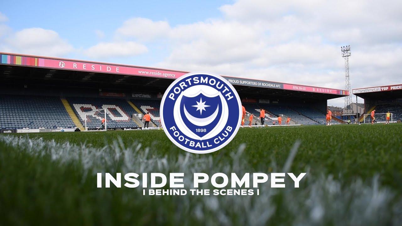 Rochdale (A)   Inside Pompey 2020/21