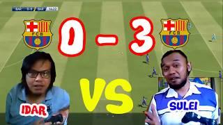 Barcelona Vs Barcelona 3   0   Harblaher Game Show Feat Darmawan Ramadhana 1