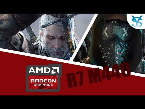 Rendimiento de 10 Juegos Modernos en AMD Radeon R7 M440 ...