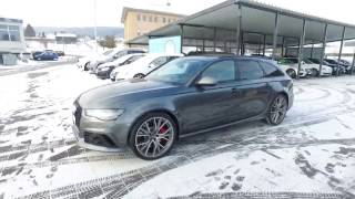 Audi RS6 Performance 605 PS