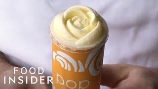 Video Dominique Ansel's Yogurt Push Pop Blooms Into A Flower download MP3, 3GP, MP4, WEBM, AVI, FLV September 2018
