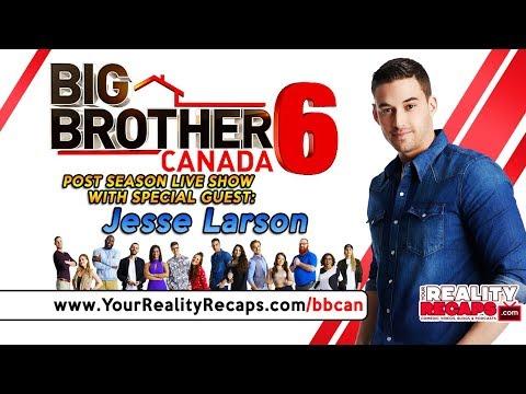 #BBCAN6 Jesse Larson  Show Fan Questions!