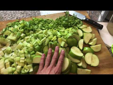 *MY SECRET CELERY JUICE RECIPE & Juicing Class For Bloating, Acid Reflux, & Digestion w/Arttemis